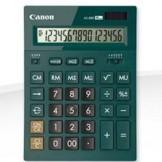 Калькулятор Canon AS-888, тёмно-зелёный
