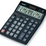 Калькулятор Casio GX-16S
