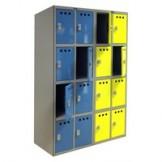 Гардеробный шкаф с электронным замком