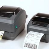 Принтер штрихкода Zebra GK420