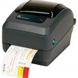 Принтер штрих-кодов Zebra Gx430t GX43-102520-000